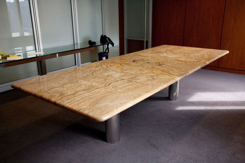 Marble Conference Table X - Marble conference table for sale
